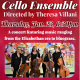 Pinellas North Cello Ensemble Concert at the Safety Harbor Public Library
