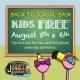 Back to School Bash at Sarasota Jungle Gardens