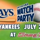 Tampa Bay Rays Official Watch Party