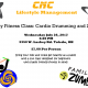 Family Friendly Cardio Drumming / Zumba Combo Class!