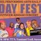 Friday Fest Free Outdoor Reggae Concert w/ Jah Movement Music By DJ Steel
