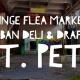 Fringe Flea Market: Urban Deli + Drafts, St. Pete