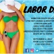 Labor Day Weekend Pool Party