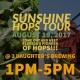 Sunshine Hops Tour