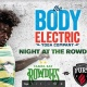 The Body Electric Night at The Rowdies!