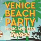 Venice Beach Party: Music & Beer Festival