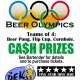 3rd Annual Beer Olympics At The Dek Bar In Cape Coral
