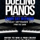 Dueling Pianos Labor Day Weekend