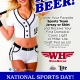 Celebrate National Sports Day August 29th at The WingHouse Bar + Grill