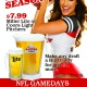Celebrate NFL Game Days At The WingHouse