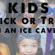 Trick OR Treat for Kids at MIAMI'S ICE BAR!