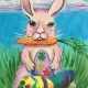 Easter Themed Paint Party at Studios of Cocoa Beach