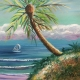 'A Beautiful Day' Paint Party at St6udios of Cocoa Beach