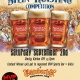 Sam Adams Stein Hoisting Contest w/ Flip Cup All-Stars