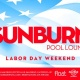 Labor Day Weekend at Sunburn Pool