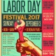 38th Annual Greater Jamestown Labor Day Festival