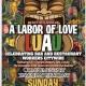 4th Annual Labor of Love Luau at DBGB