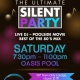 Silent Party - Labor Day Weekend!