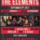 THE ELEMENTS MONTHLY HIP HOP NIGHT