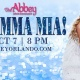 MAMMA MIA! Sing Along RESCHEDULED 10/7/17
