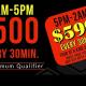 Black Friday Dual Poker Room Promotion