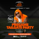 'All The Smoke' Pregame Tailgate Party featuring Flo Rida!