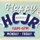 Happy Hour at Caddy's Indian Shores 6/21 - 6/25