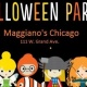 Maggiano's Halloween Party!
