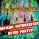 Official Oktoberfest After Party with The Applebutter Express!