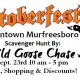 Oktoberfest Scavenger Hunt