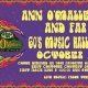 Ann O'Malley's Groovy Far out Halloween Party 2017