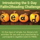 Introducing the 5-Day #Fallin2Reading Challenge!