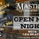 Open Mic Night at Mastry's
