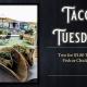 Taco Tuesday at Mastry's