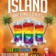 Island Wednesdays at 5 Star Dive Bar