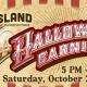 The Island's Halloween Carnival 2017