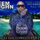 The 4th Annual Halloween BOOO Cruise w/ Raheem Devaughn