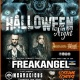 Halloween Night with Freakangel & Mordacious live in Downey Ca,