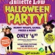 Juliette Low Halloween