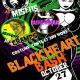 Blackheart Bash 4th annual Halloween show