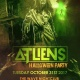 ATLiens Halloween Party at the Wave Nightclub
