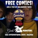 Halloween ComicFest at Gods & Monsters