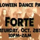 Forte's Halloween DANCE Party!