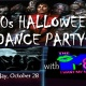 80's Halloween Dance Party with the M80s