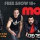 Molotov LIVE Free Concert