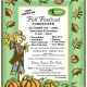 10th Annual Fall festival fundraiser
