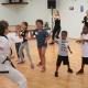 Kids Self Defense Classes with Studio Jear Group Fitness - Satellite Location - JJVA