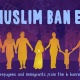 Band Together Vigil: Tell the Supreme Court #NoMuslimBanEver