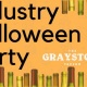 Industry Halloween Party at Graystone Tavern