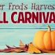 Farmer Fred's Harvest Fall Carnival